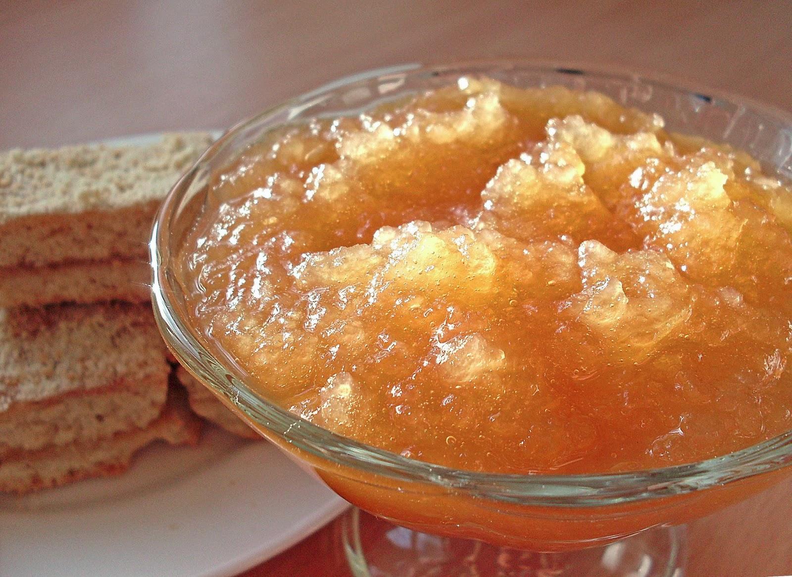 Яблочный мармелад рецепт