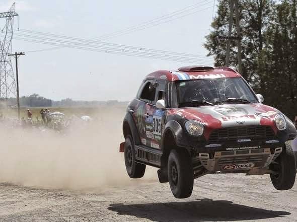 Orly Terranova Dakar 2015