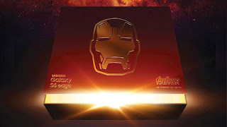 Samsung Galaxy S6 Edge Iron Man edition, Marvel, Samsung Galaxy S6 Edge, smartphones