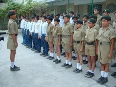 NCC School In Ahmedabad