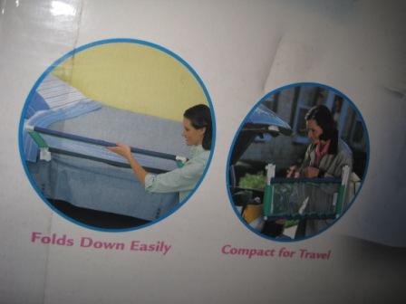 humphreys corner cot instructions