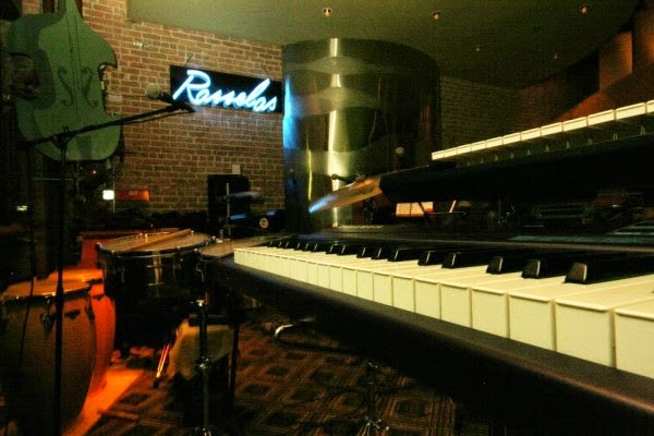 Rasselas Jazz Club em San Francisco