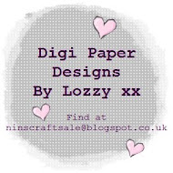 Digi Papers to be won from the Paper Pick Tab