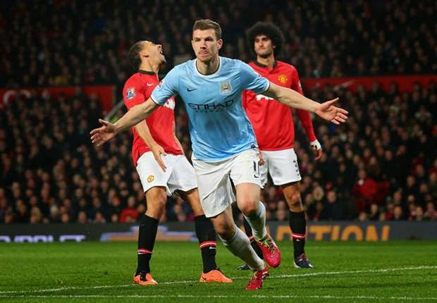 Prediksi Skor Man City vs Man United 2 November 2014
