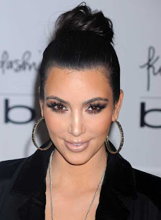 invisible hairstyle kim kardashian -37