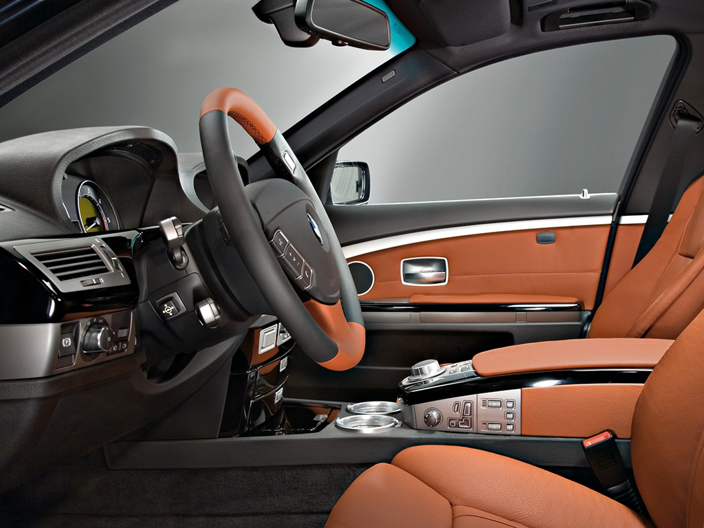 cool cars bmw 7 series interior. Black Bedroom Furniture Sets. Home Design Ideas