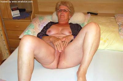 Mature lovely grannies really. And