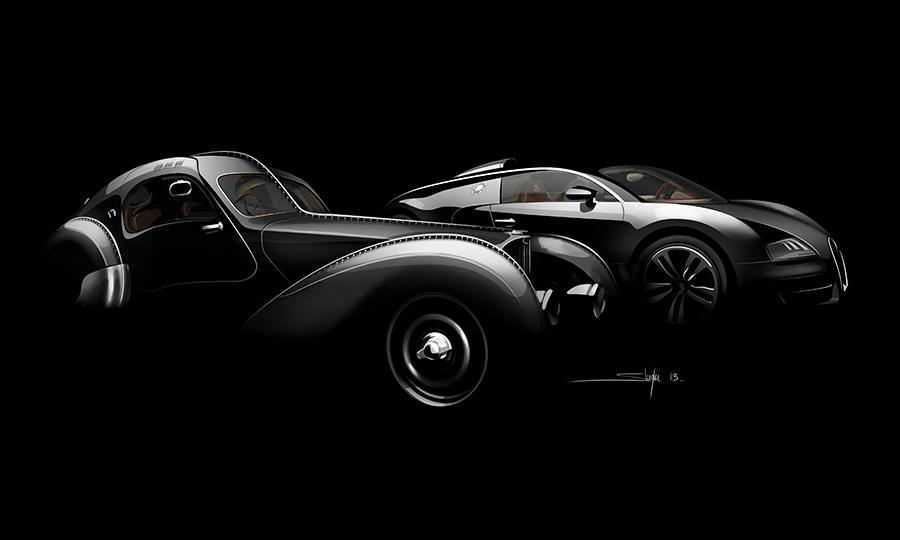 bugatti grand sport vitesse jean bugatti edition way2speed. Black Bedroom Furniture Sets. Home Design Ideas