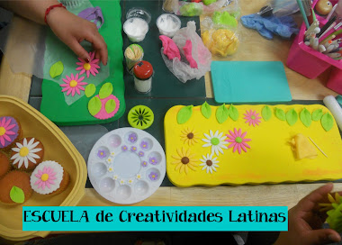 Escuela Creatividades Latinas