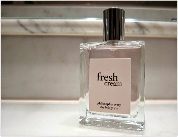 Philosophy Fresh Cream Fragrance Review