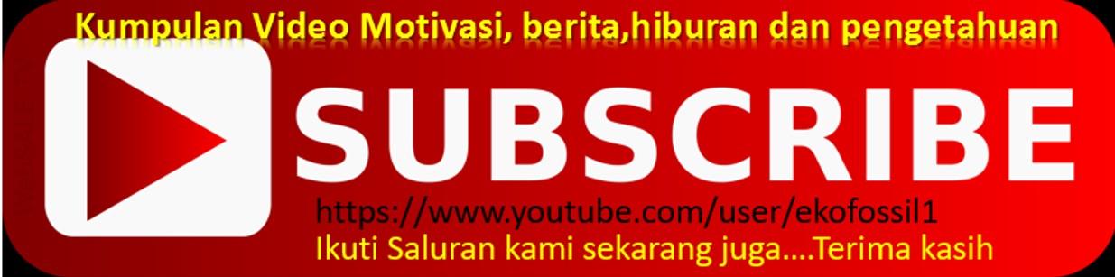 Ikuti kami di youtube