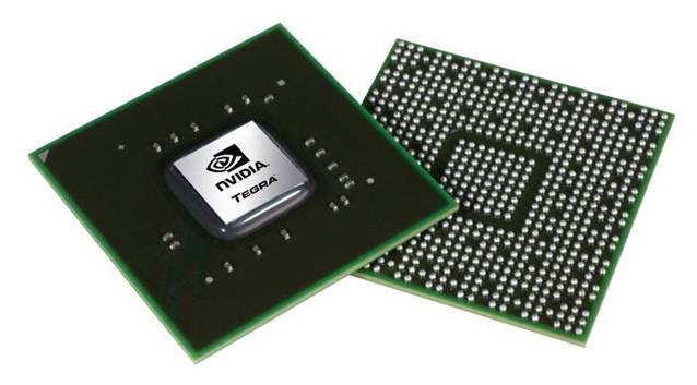 Nvidia procesador