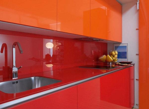Dapur tersembunyi desain dapur unik dan cantik bergaya modern