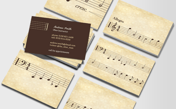 Good company business cards for pianist summer 2011 this design is called funky piano colourmoves