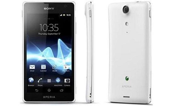 smartphone sony xperia t