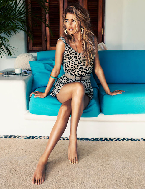 Doutzen-Kroes-HM summer-2013