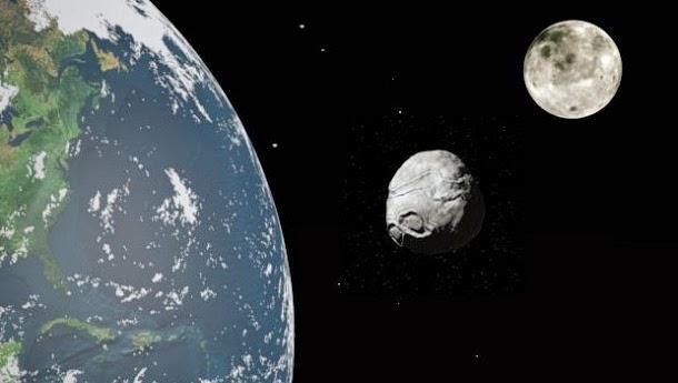Conheça Cruithne 3753, a outra lua da Terra