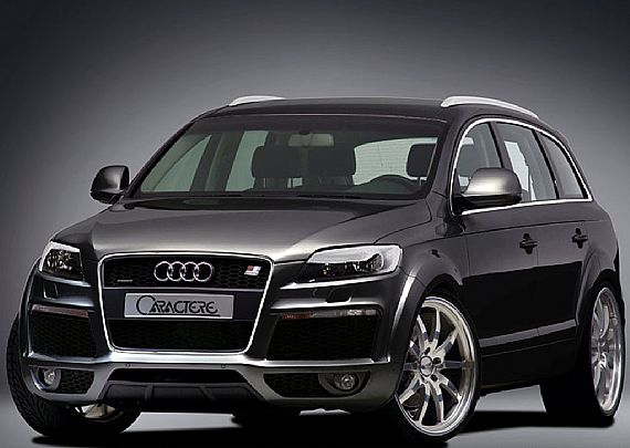 audi released a special version of the q7 cars go. Black Bedroom Furniture Sets. Home Design Ideas