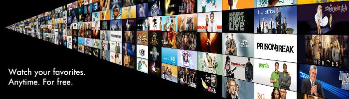 Watch TV Shows Free Online