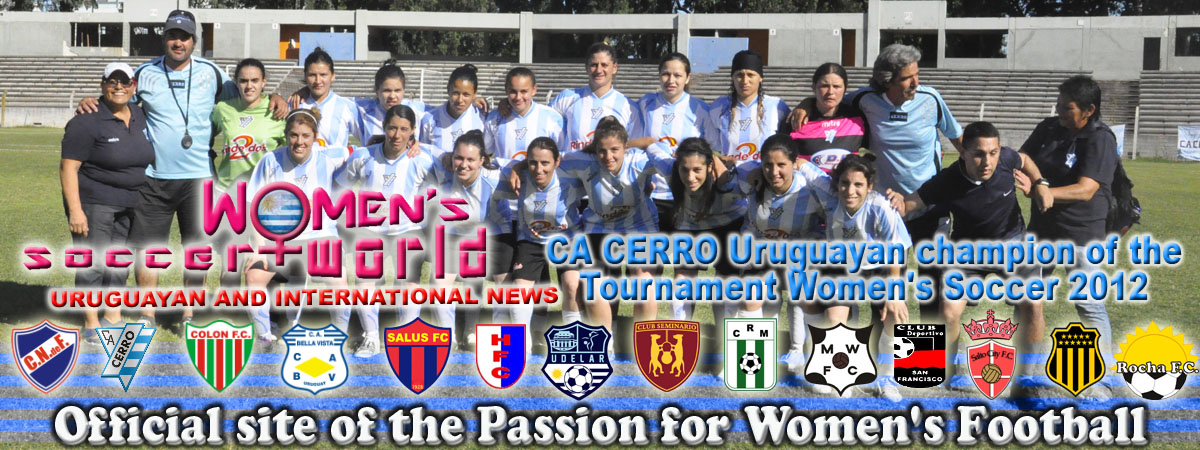 WOMEN'S SOCCER WORLD