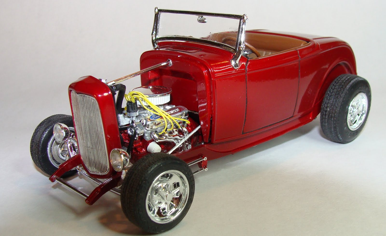 Model Cars: 1932 Ford Highboy Roadster