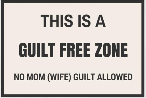 mom guilt