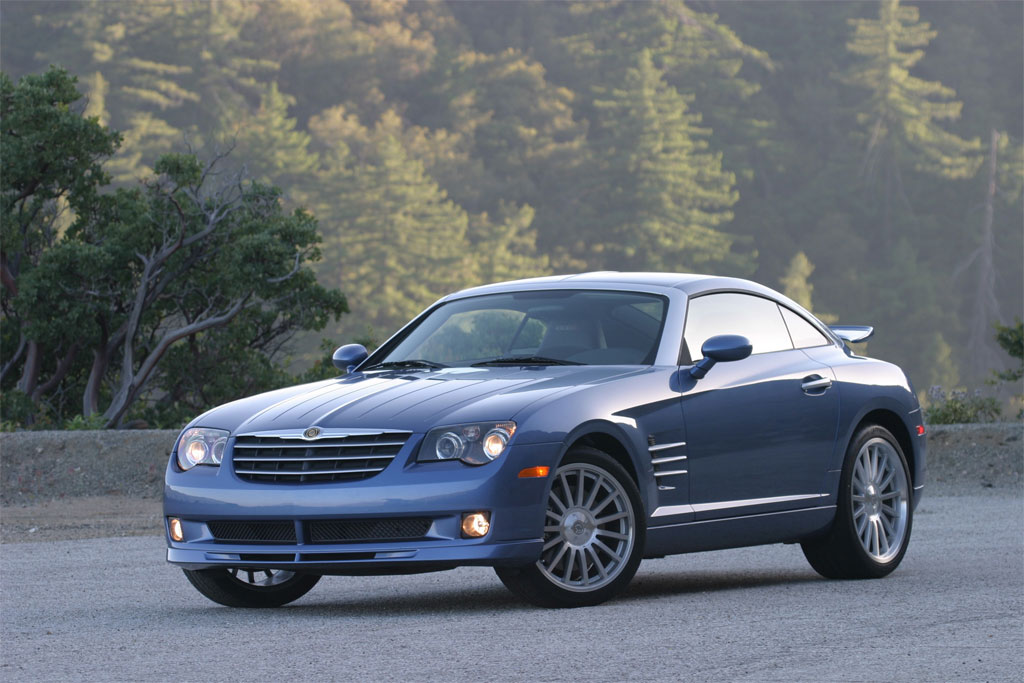 chrysler and dodge chrysler crossfire srt6 coupe. Black Bedroom Furniture Sets. Home Design Ideas