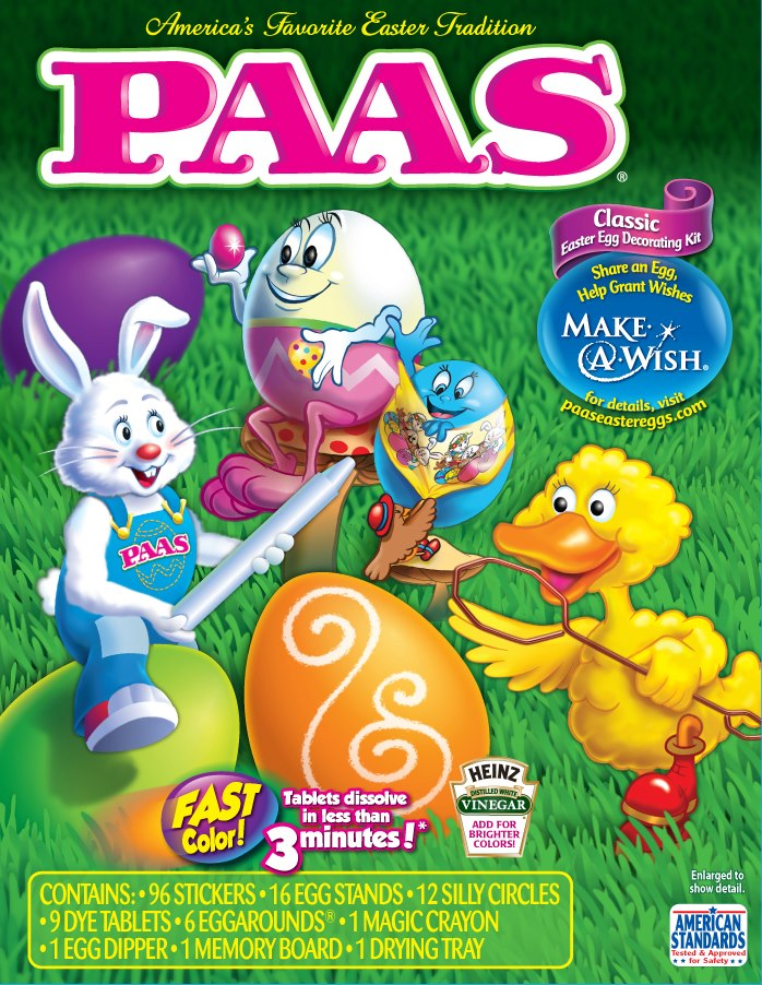 Visit PAAS On Facebook And Youll Be Able To Print Coupons For Easter Egg Decorating Kits You Can Save 1 Two Or 150 3