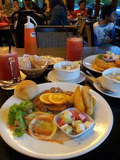 Bazar Ramadhan Lebih Murah Makan Kedai