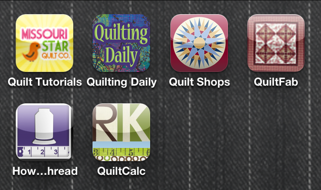 Sew Many Ways...: Great Quilting Apps For Your Smart Phone... : quilt shop locator app - Adamdwight.com
