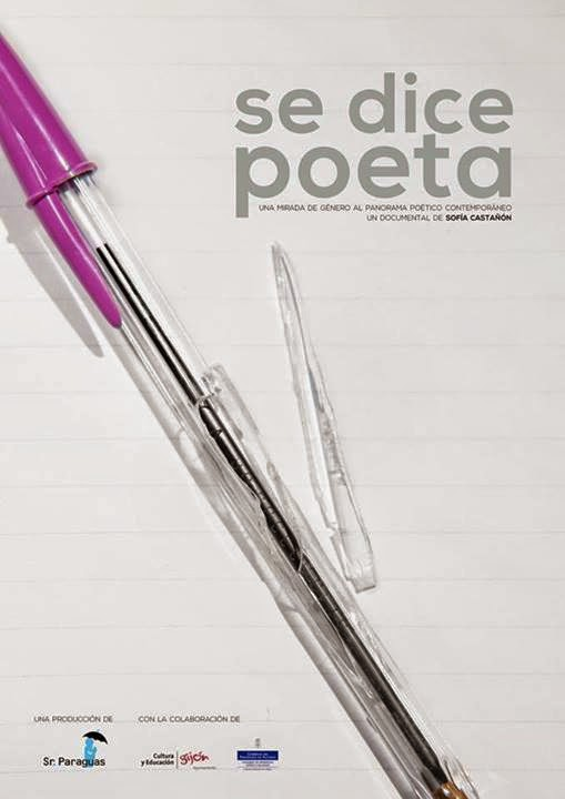 Se dice poeta