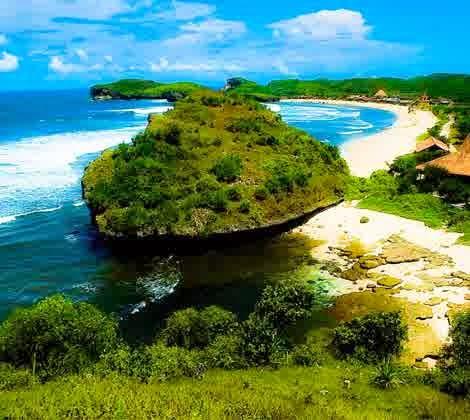 Tempat Wisata Pilihan Pantai Krakal Yogyakarta