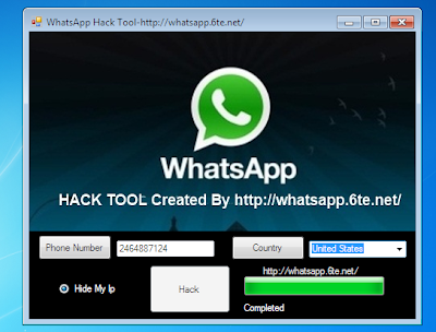 WhatsApp Hack Download