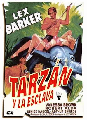Tarzán y la esclava (1950) DescargaCineClasico.Net