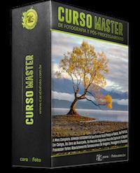 Curso Master de Fotografia e Pós-processamento- Cara Da Foto