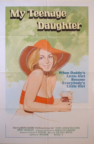 Collection Vintage Advertising Posters For Adult Rated Films