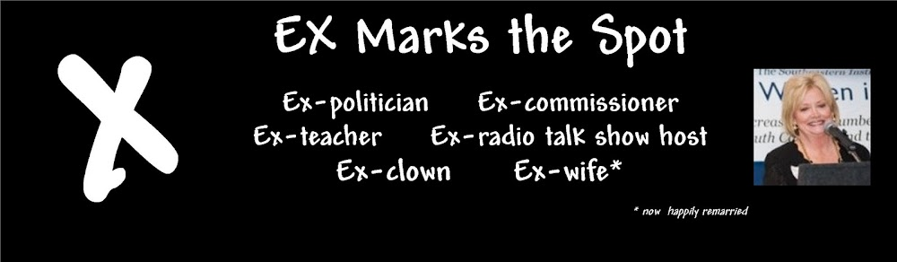 EX Marks the Spot . . .Musings from a Has-Been