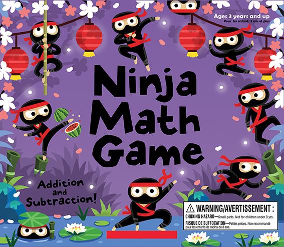 ninja maths