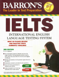 Barron IELTS 3rd Ed 2013