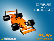Drive and Dodge Game