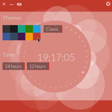 Widget UpClock para Ubuntu, widgets para ubuntu, configurar ubuntu,