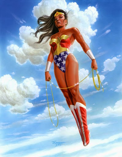 original wonder woman