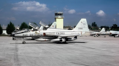Although grounded in 2002 the F-5 was officially retired in October