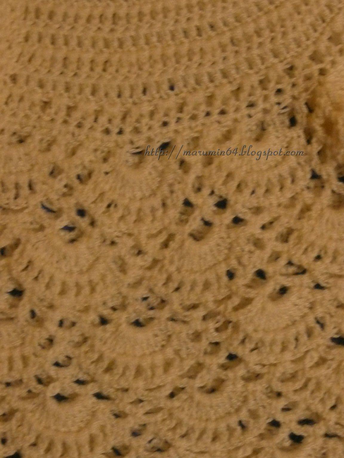 Marumin Crochet: marzo 2011