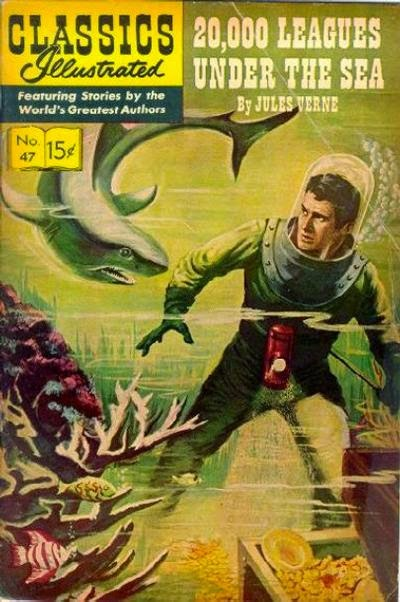 Rip's Favorite SHARK Cover Of The Day!