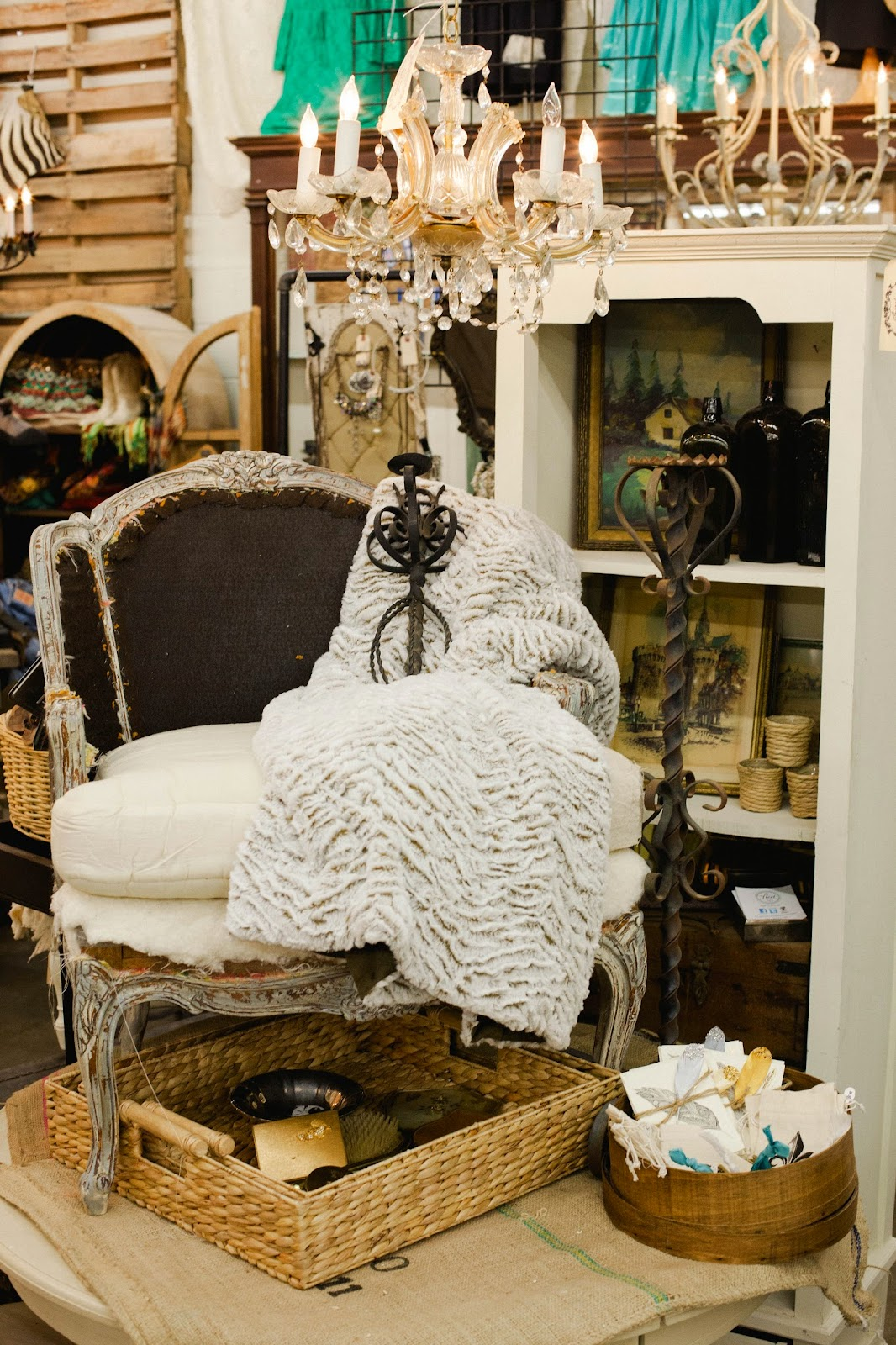 Rustic Luxe Sweet Salvage