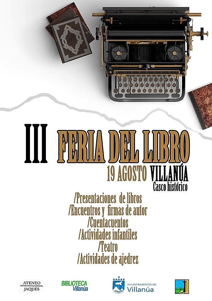 III Feria del libro de Villanúa