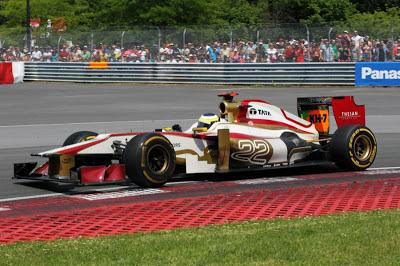 hrt - formula 1 - coches y motos 10