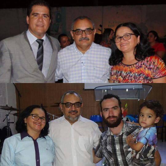 Jair Santos e Marcos Telles