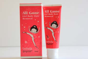 Dodora All Gone Hair Removal